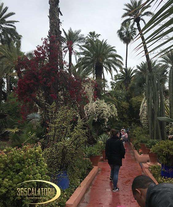 2 zile in Marrakech