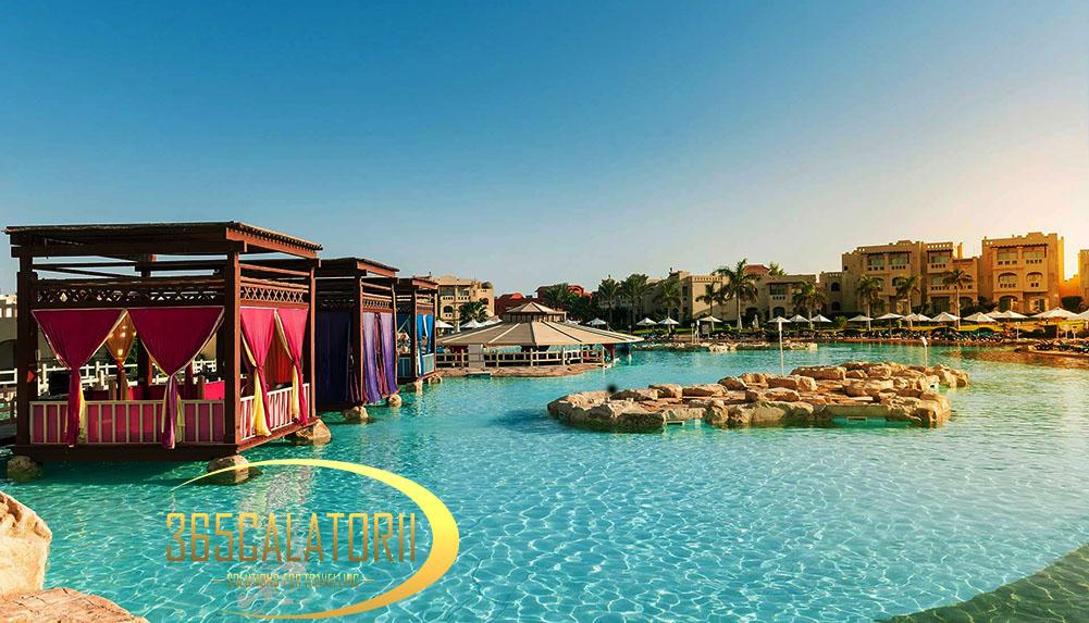 O saptamana in Sharm el Sheikh , cat costa?