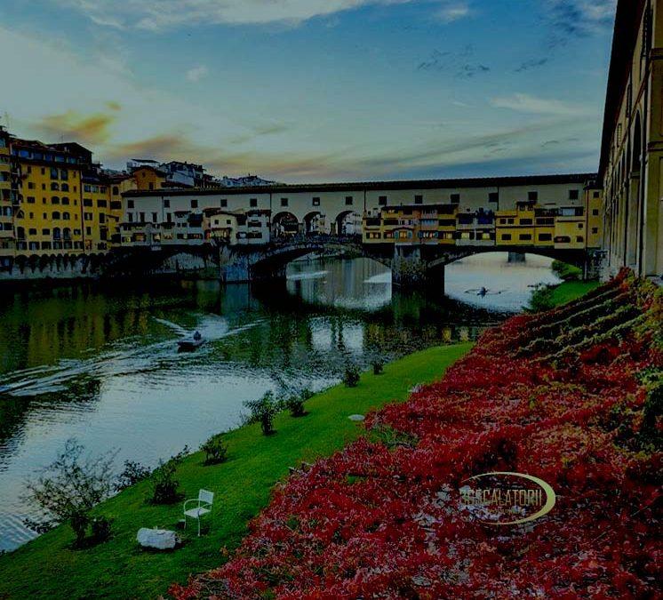 Florenta – top locuri romantice de vizitat