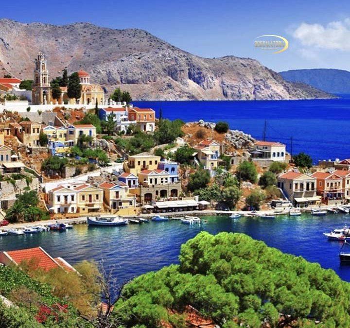 De ce sa mergi in insula Rodos din  Grecia